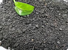 腐植酸自然颗粒